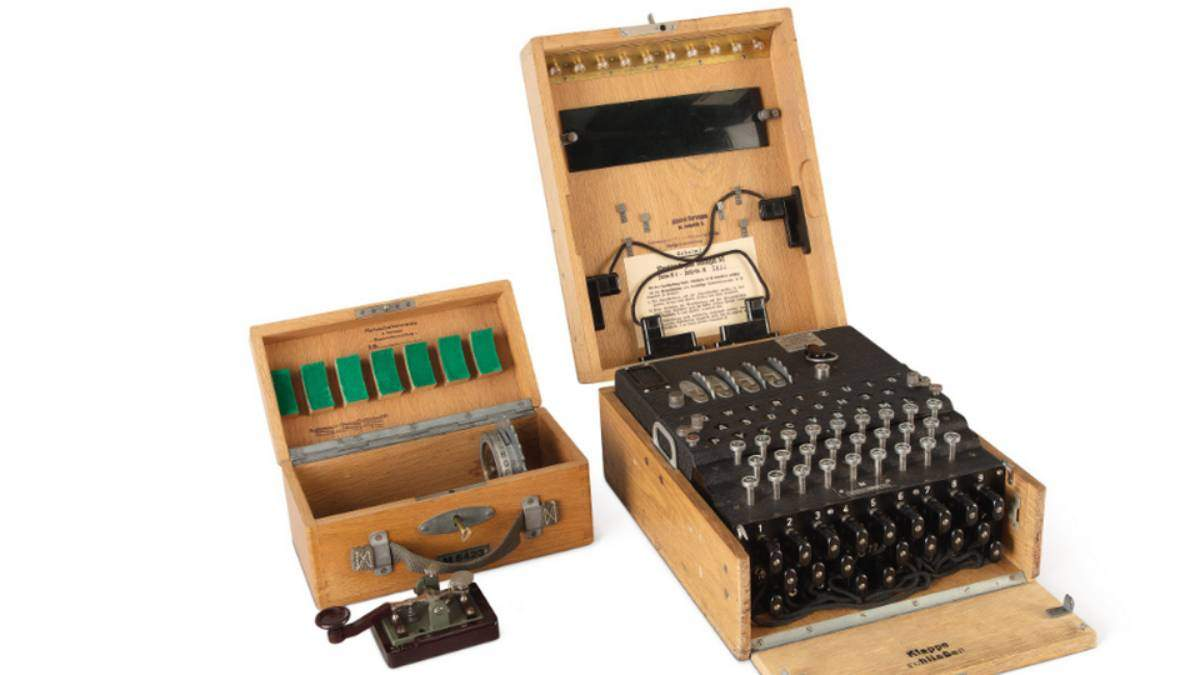 Рідкісний екземпляр Enigma продали майже за пів мільйона доларів