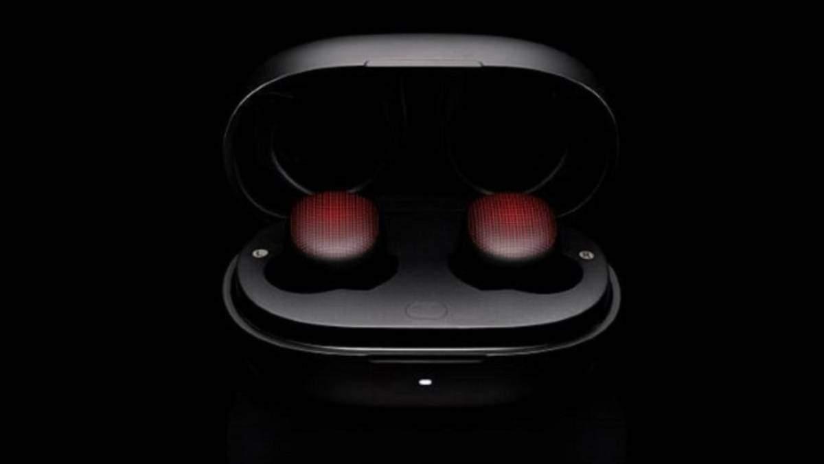 Бездротові навушники Amazfit вміють вимірювати пульс