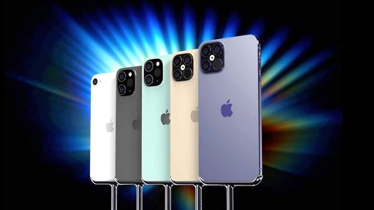 iPhone 12: з'явилася дата презентації
