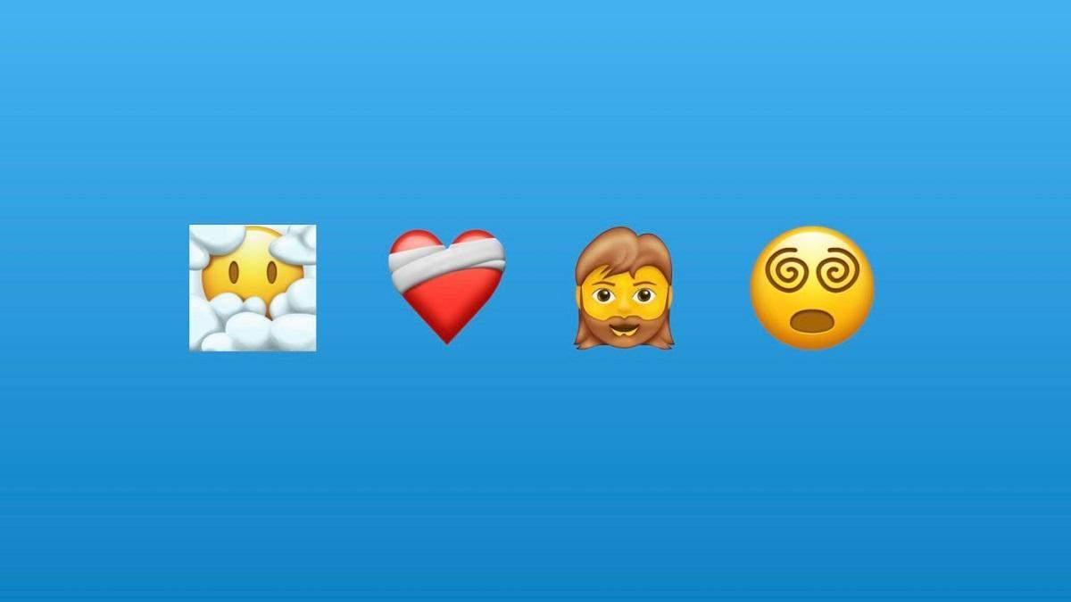 Консорциум Unicode объявил о выпуске небольшого обновления эмодзи