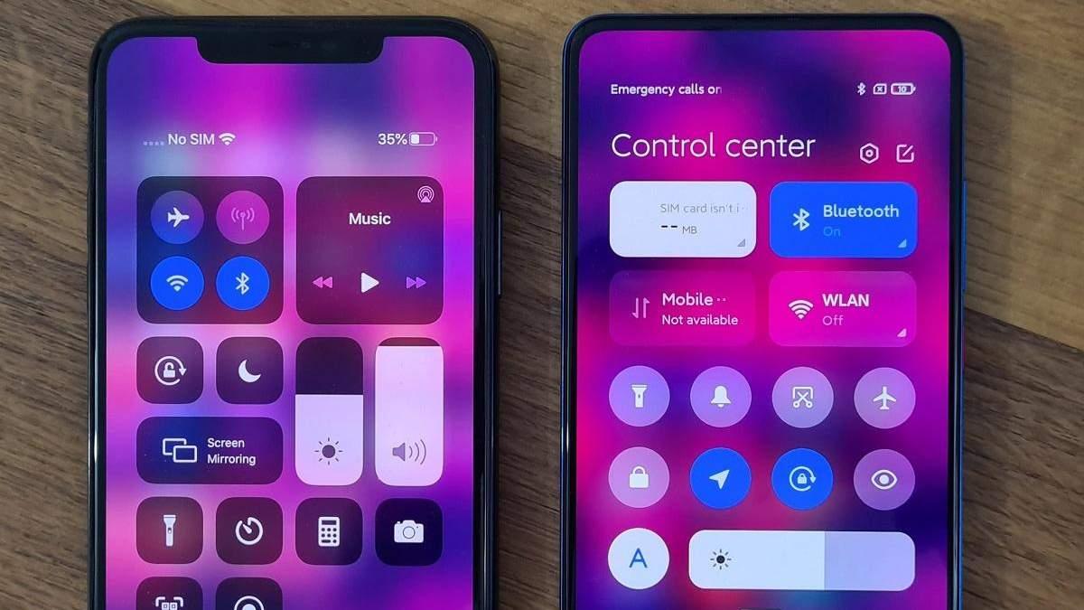 У MIUI 12 з'явиться зручна функція з Android 11 і iOS 14