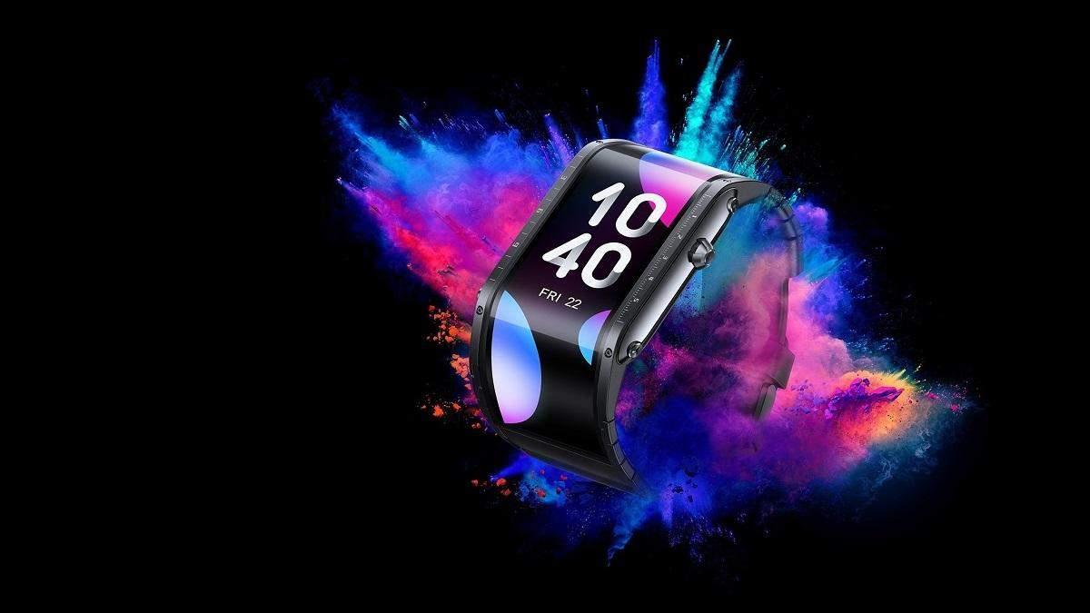 Смарт-часы Nubia Watch – видео, цена, характеристики