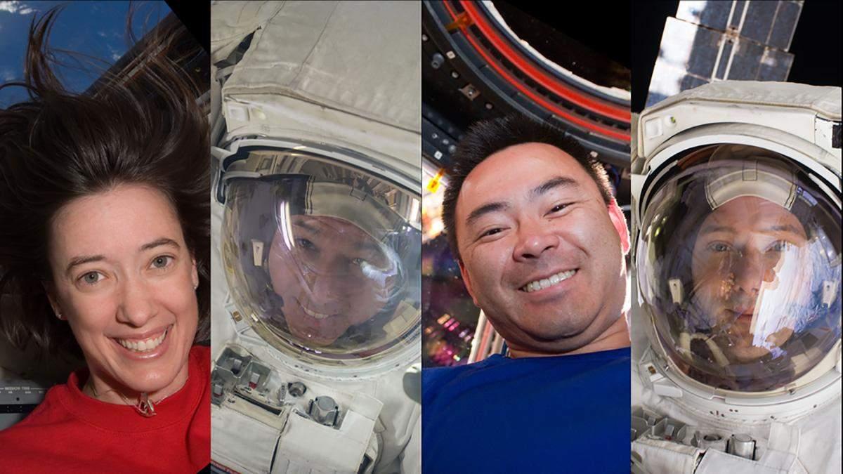 Запуск SpaceX: NASA назвало астронавтів для другої місії на МКС