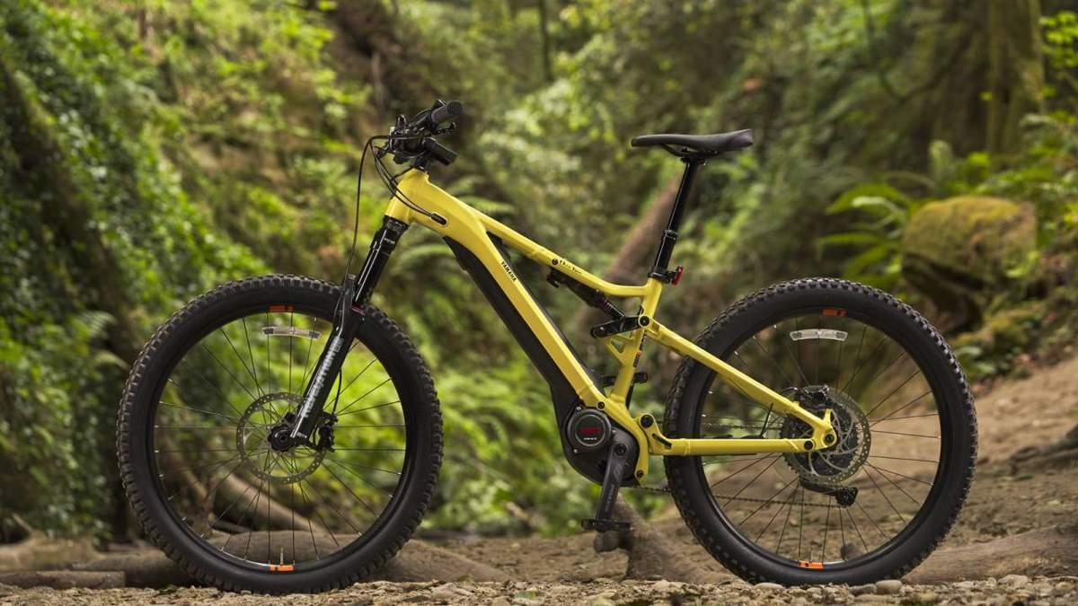 Yamaha показала нову лінійку гірських електровелосипедів