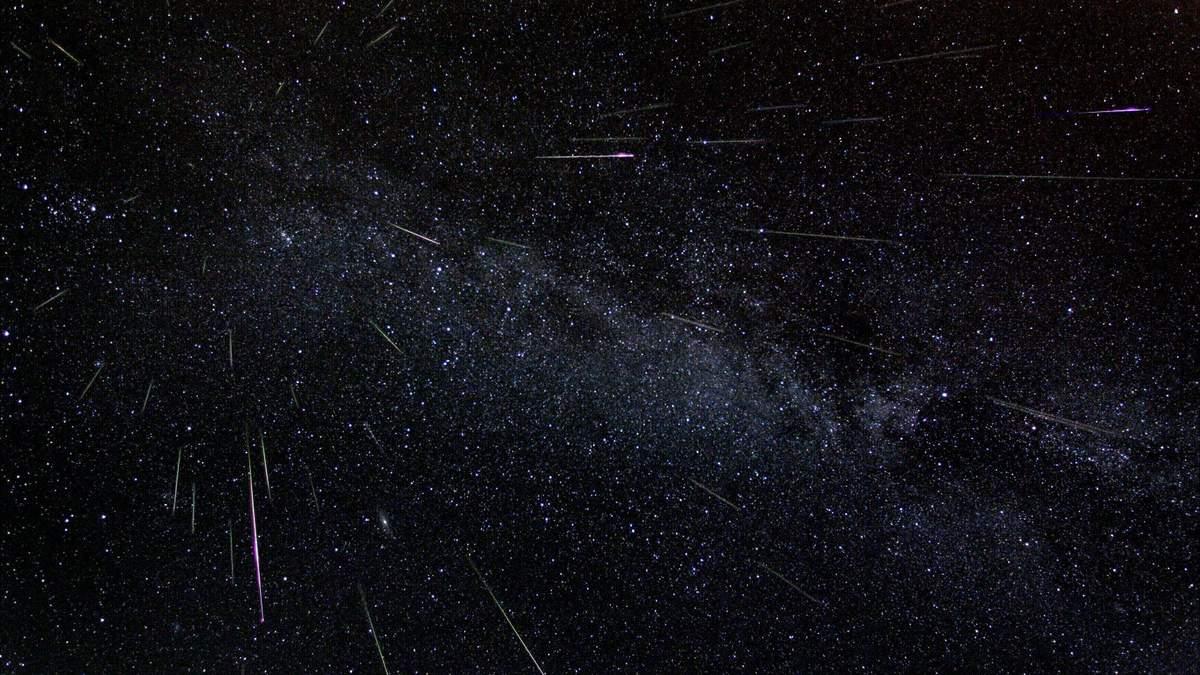 Метеорний потік Персеїди 2020 – де і коли спостерігати явище