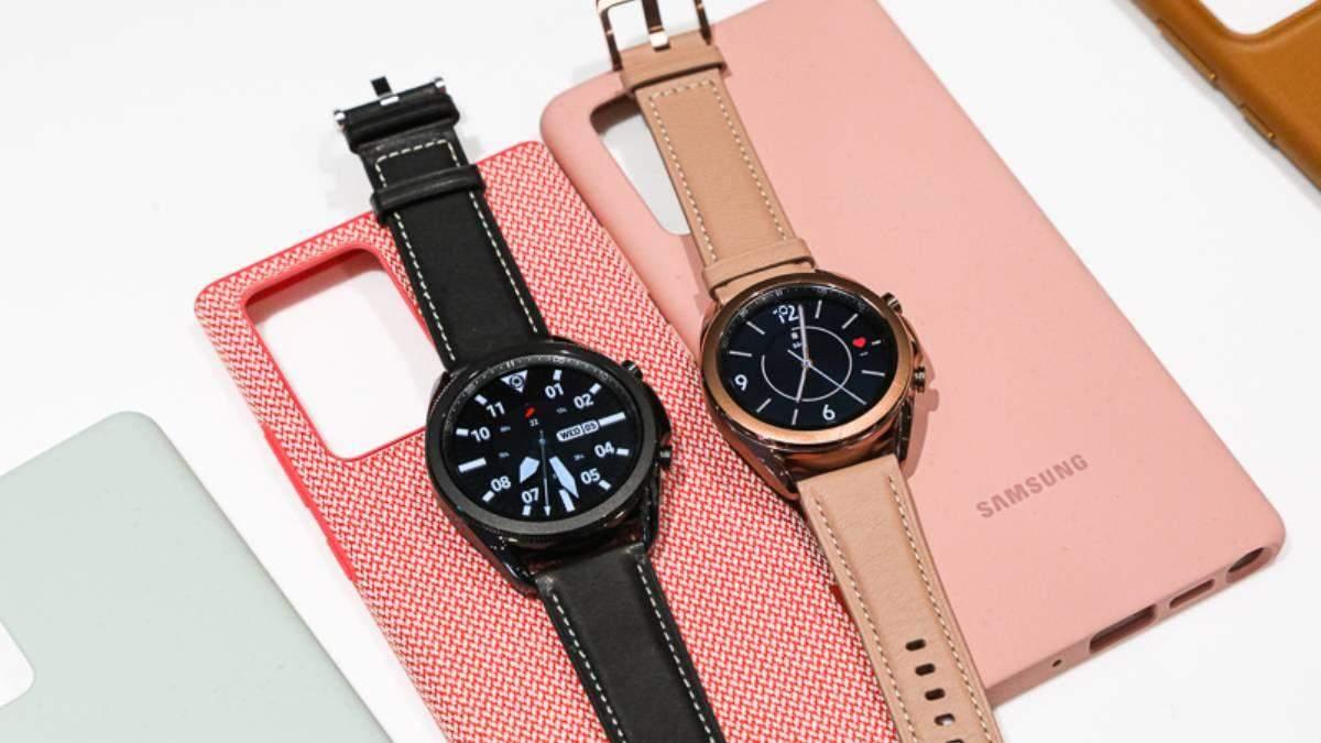 Galaxy Watch 3: характеристики і ціна в Україні