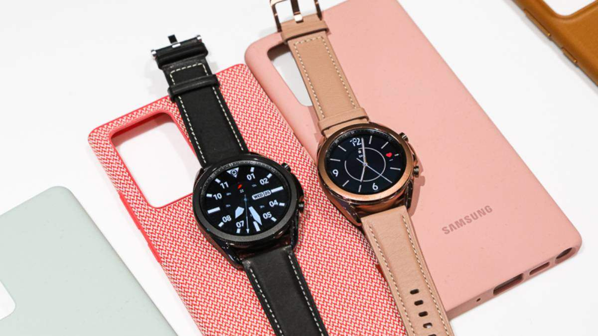 Galaxy Watch 3: цена в Украине