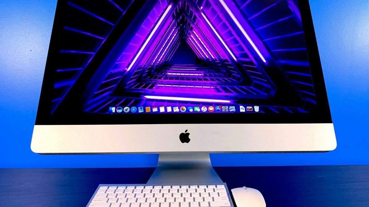 """Ціни на ОЗП для Apple iMac 27"""" вражають"""