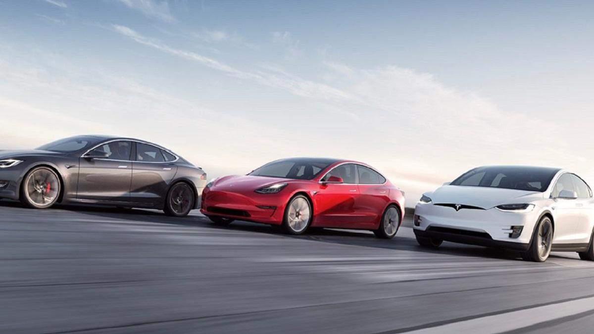 Компания Илона Маска лидирует на рынке электромобилей с большим отрывом
