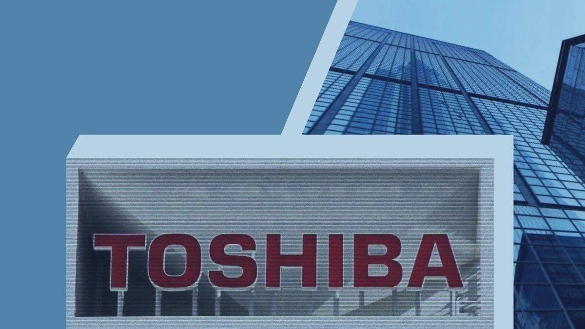 Компанія Toshiba покидає ринок ноутбуків