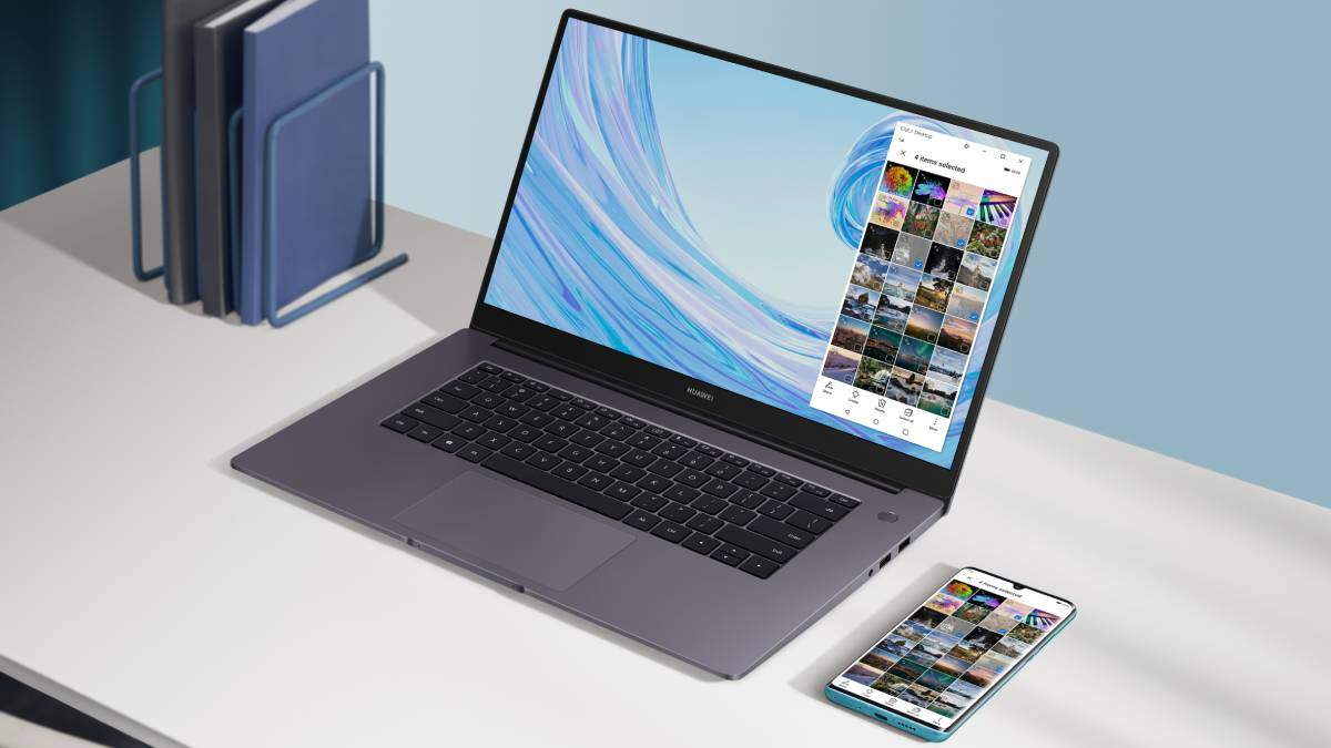 Huawei MateBook D: характеристики и цена ноутбуков в Украине