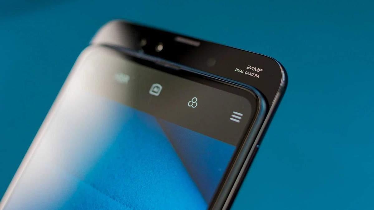 Популярный смартфон-слайдер Mi Mix 3