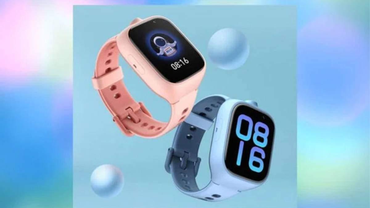 Новые умные часы Xiaomi MiTu Kids Watch 4X.