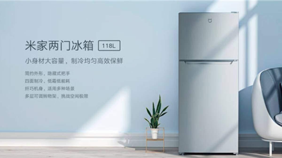 Новый холодильник бренда Mijia