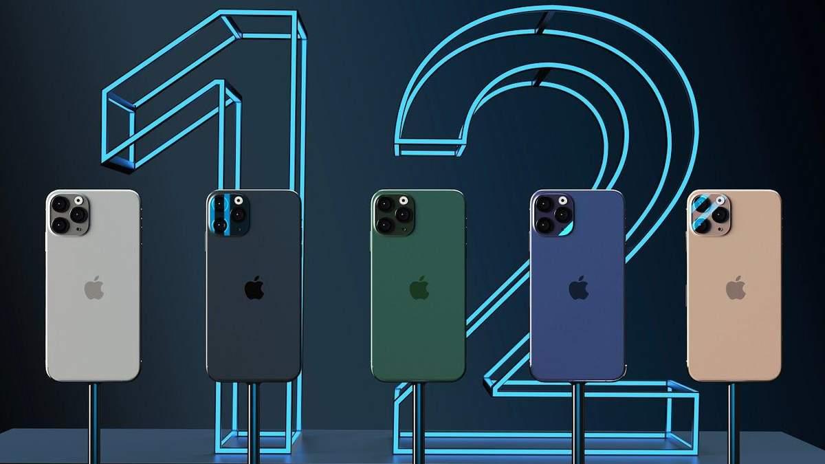 Новые iPhone 12 могут показать совсем скоро