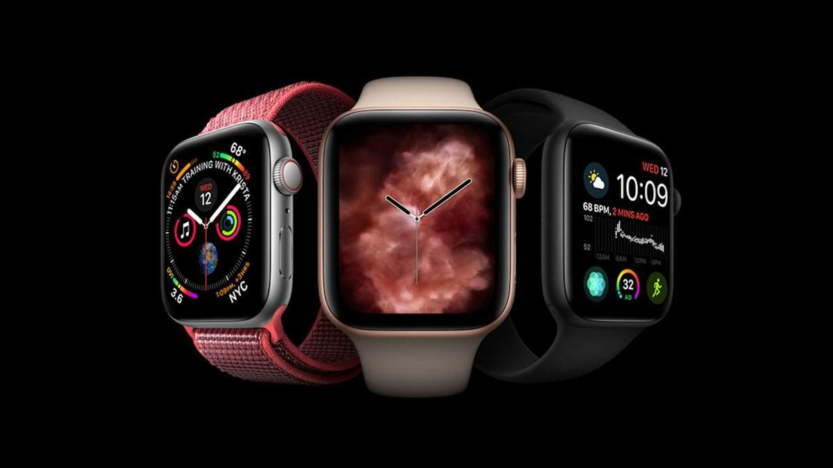 Apple Watch – найпопулярніший смарт-годинник на ринку