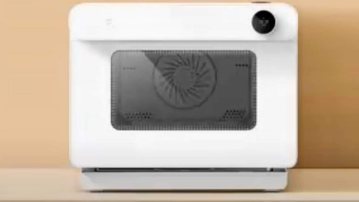 Умная духовка под названием Mijia Smart Oven