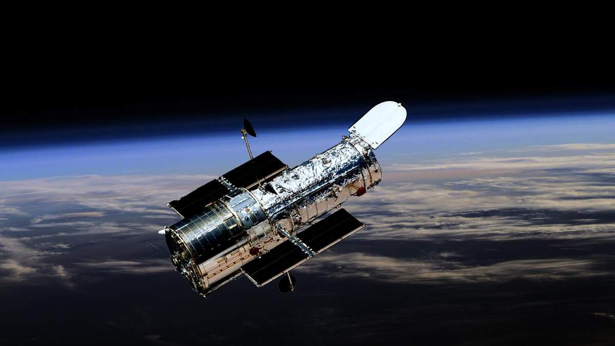 Фото кометы Neowise сделал телескоп Hubble