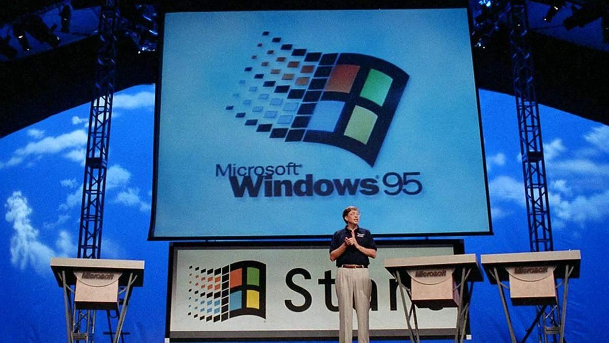 Презентація Windows 95