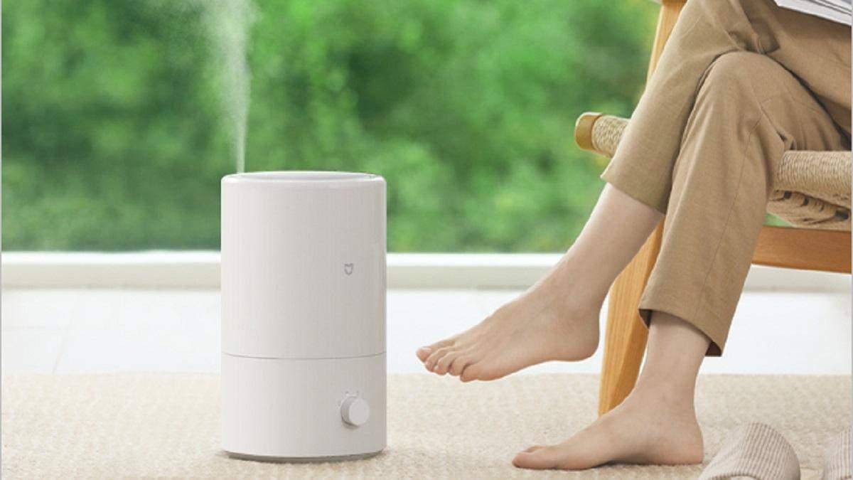 Зволожувач Smart Humidifier
