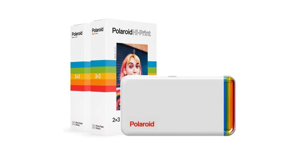 Polaroid Hi-Print 2х3