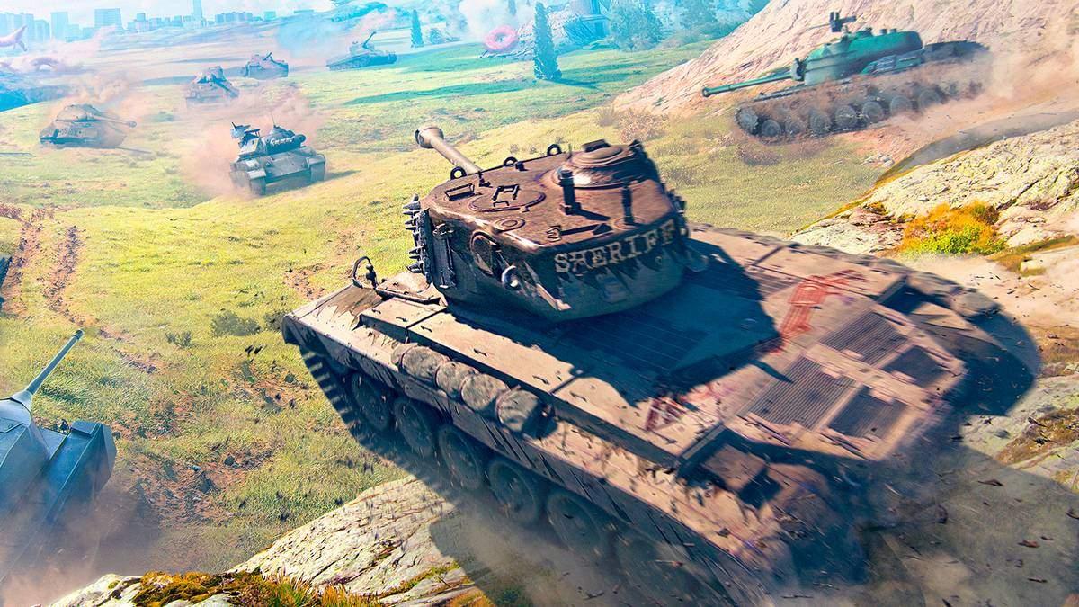 World of Tanks Blitz появится на Nintendo Switch