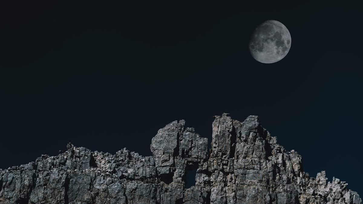 Коли повний місяць в вересні 2020 – дата і час повного місяця