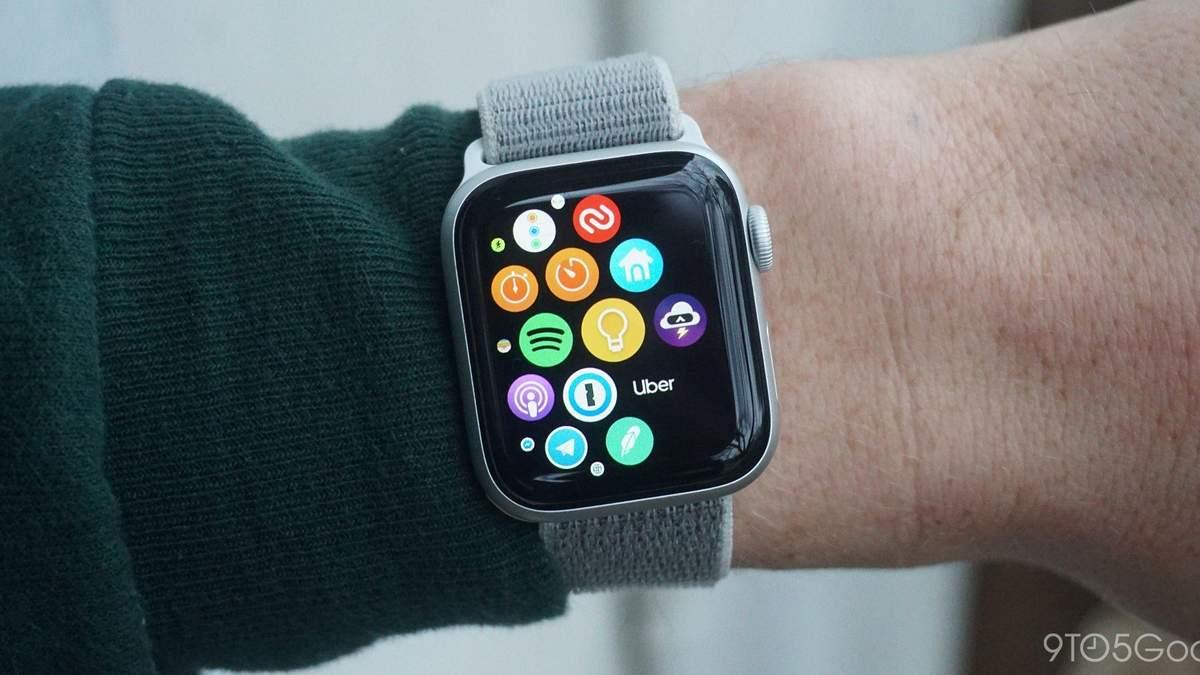 Apple Watch 6 могут представить в сентябре