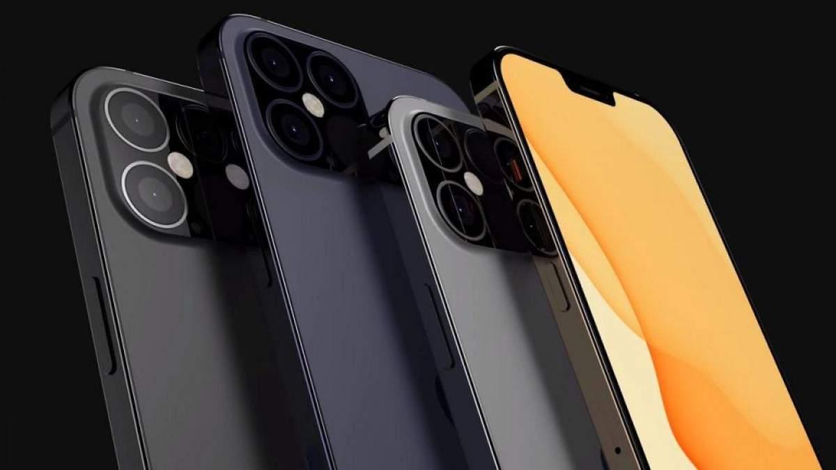 Камери iPhone 12