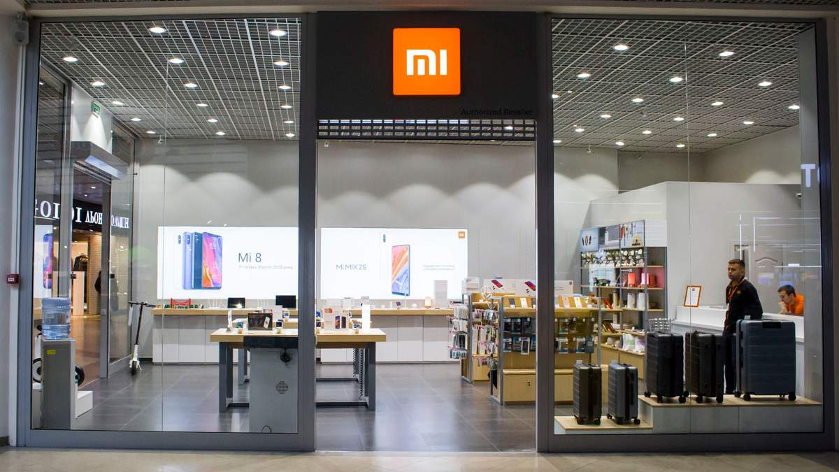 Xiaomi відкрила рекордну кількість магазинів