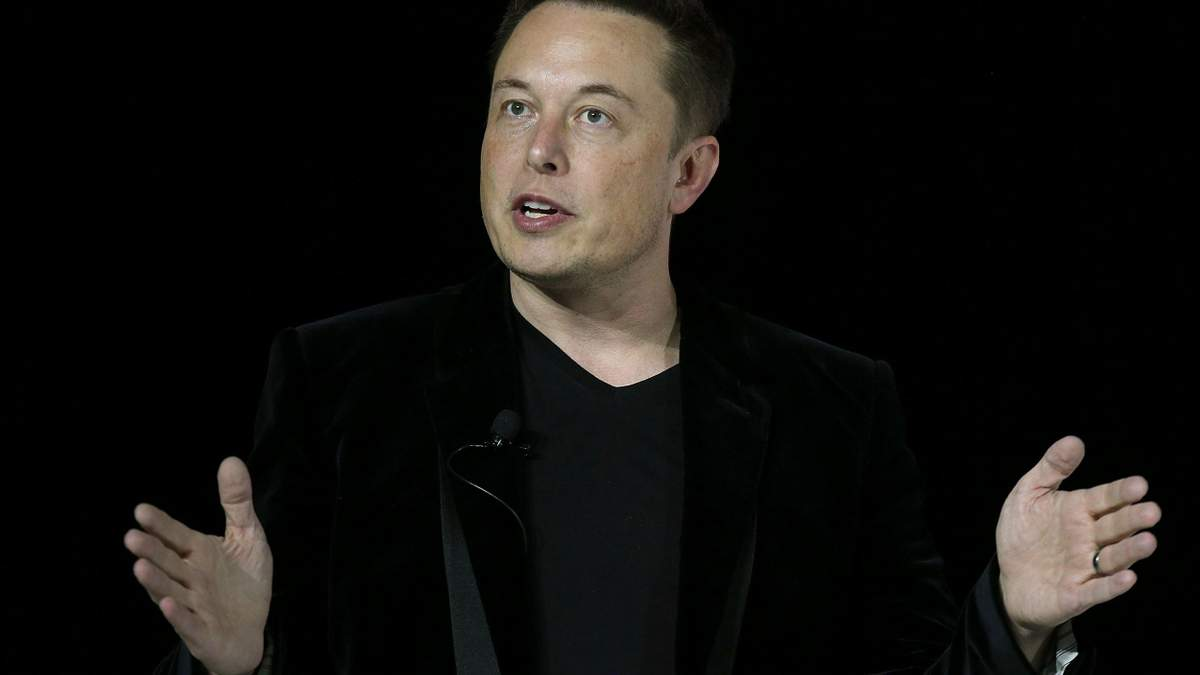 Ілон Маск обіцяє побудувати місто на Марсі