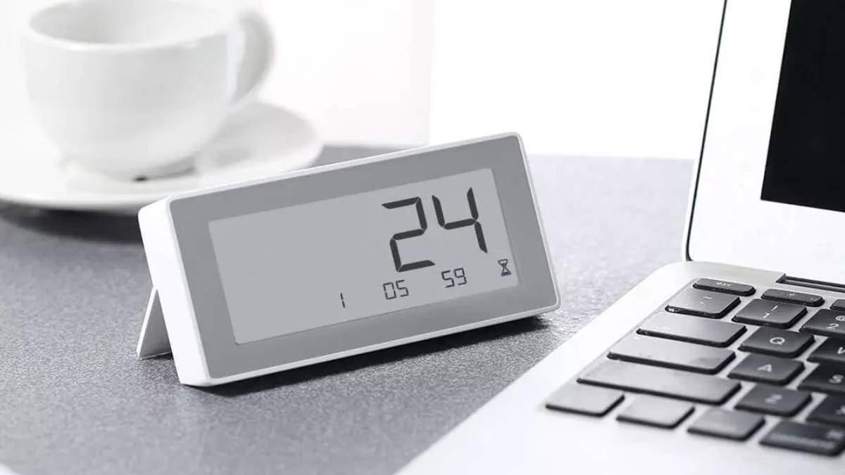 Гаджет Seconds Smart Clock