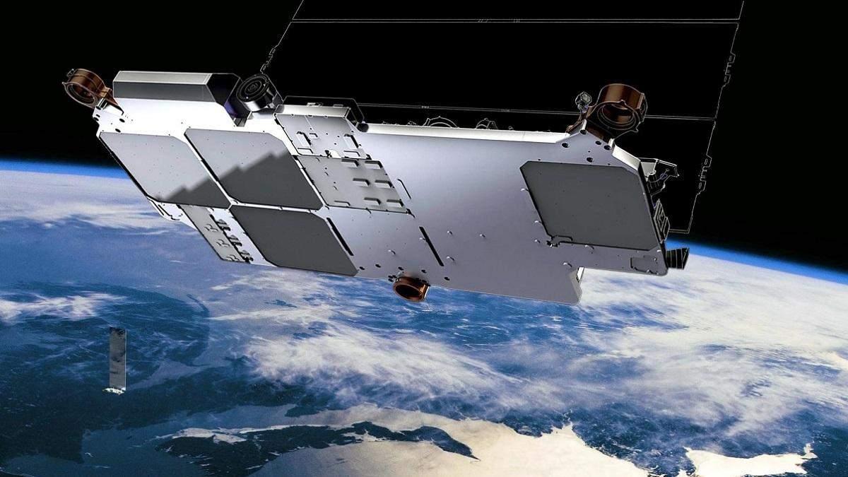 SpaceX тестирует интернет Starlink