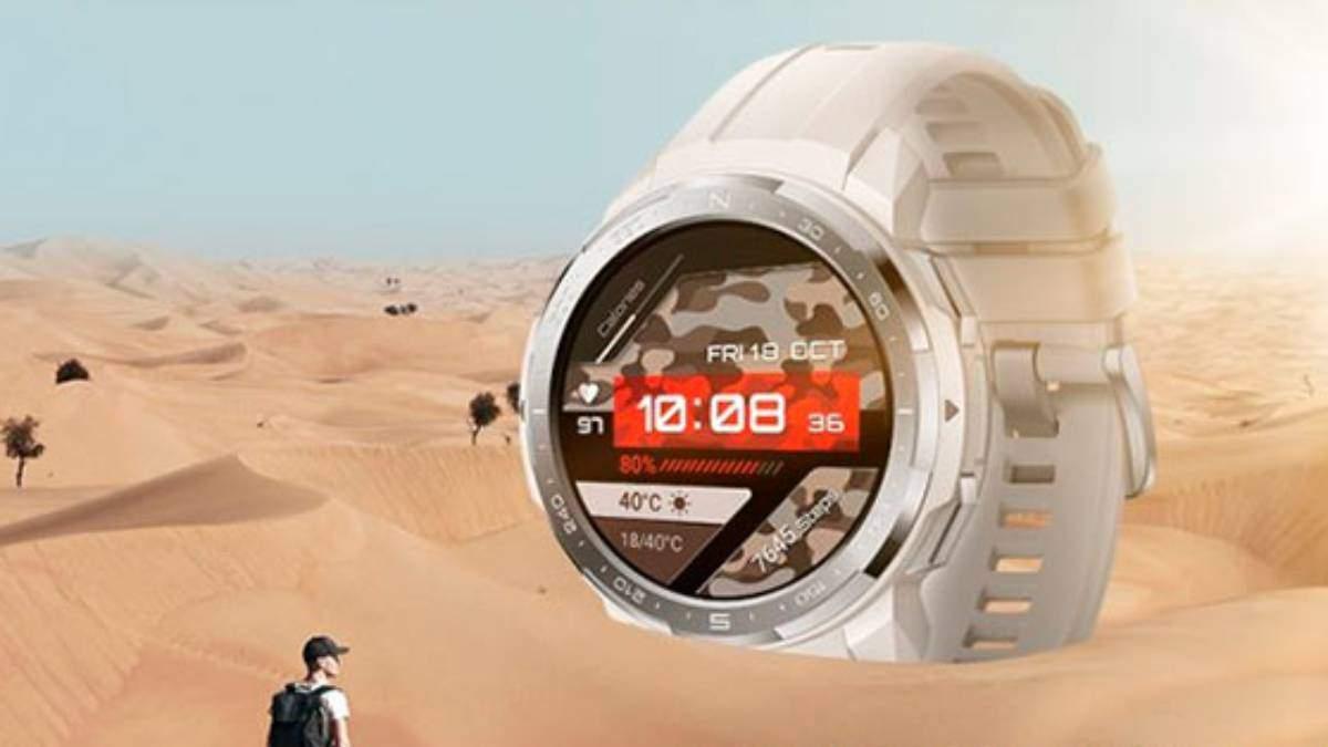 Сверхпрочные часы Watch GS Pro