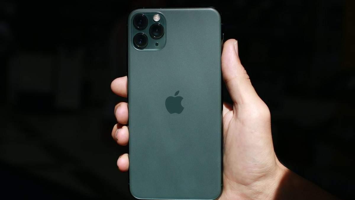 Apple каже, що не стежить за користувачами