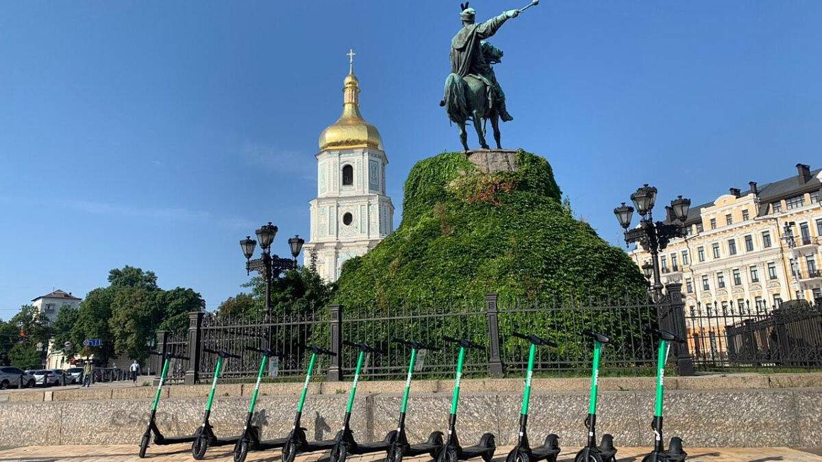 Аренда самокатов в Киеве: Bolt и власть наконец пришли к соглашению
