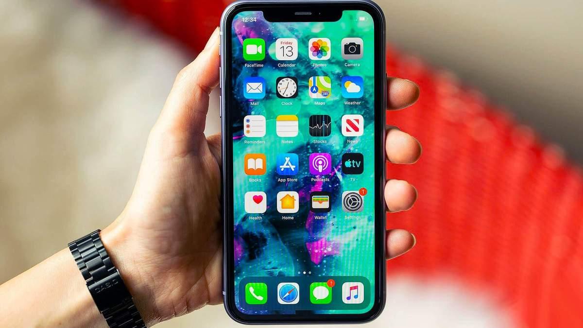 Найпопулярніший смартфон 2020 року