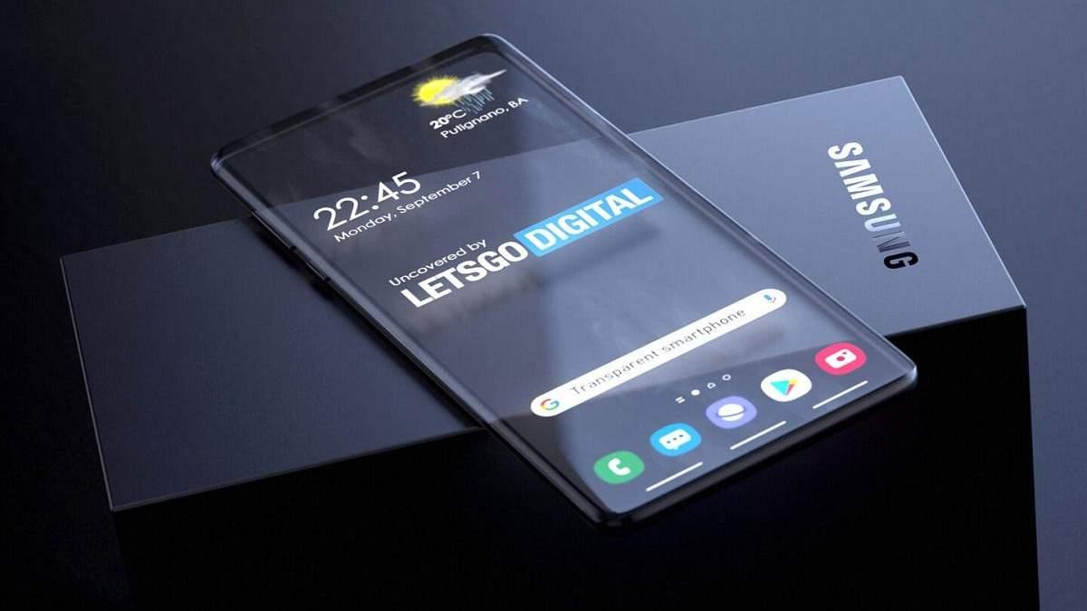 Новый концепт Samsung