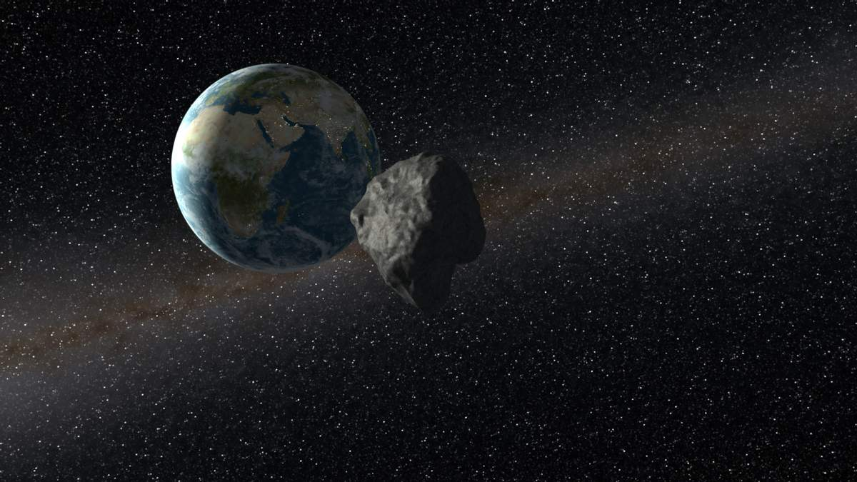 Астероїд 2020 PT4 наближається до Землі – що відомо