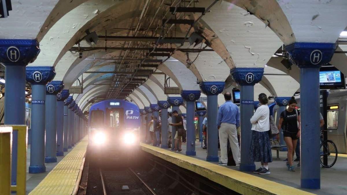 Проблемы в киевском метро