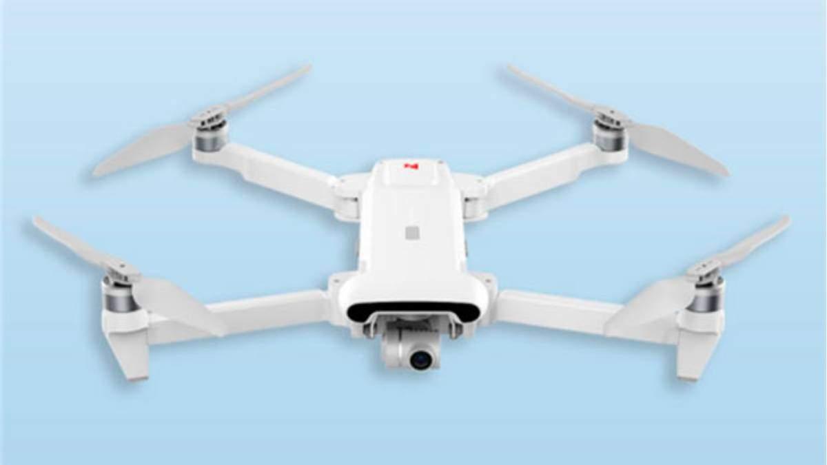 Компактний дрон Fimi X8 SE 2020