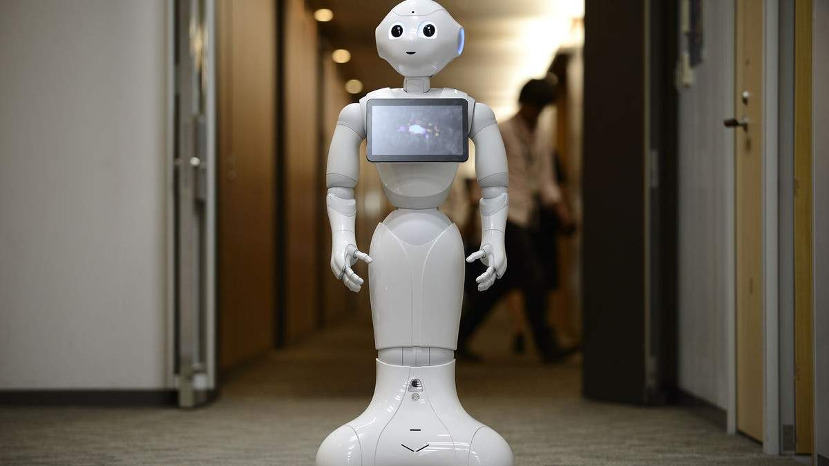 Робот серії Pepper