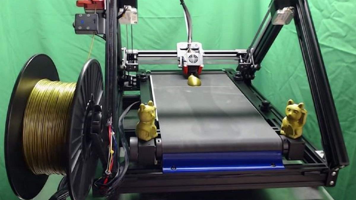 Принтер CR-30