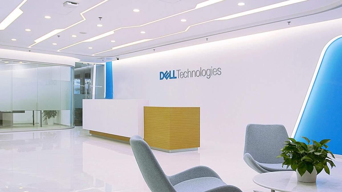 Dell скорочує кількість працівників