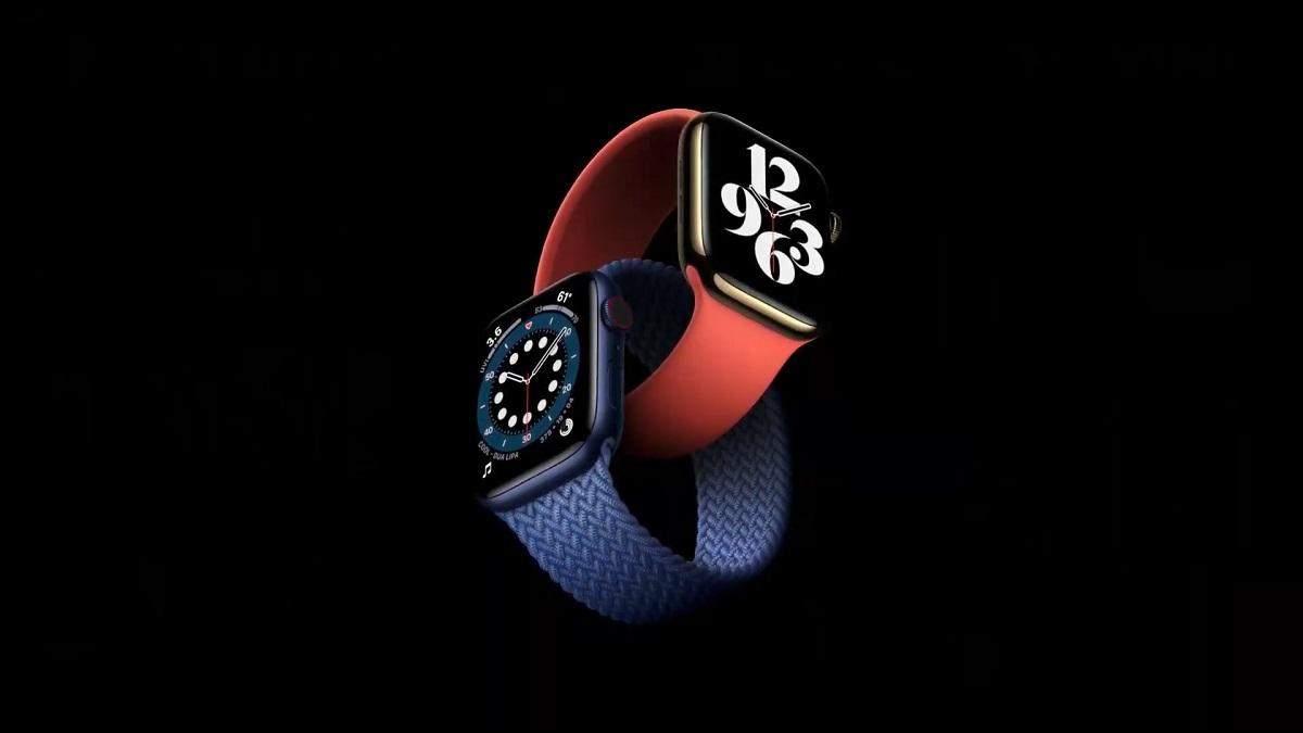 Apple Watch Series 6 – характеристки, цена в Украине
