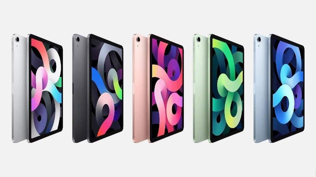 Apple iPad Air 4 – характеристики, ціна на планшет в Україні