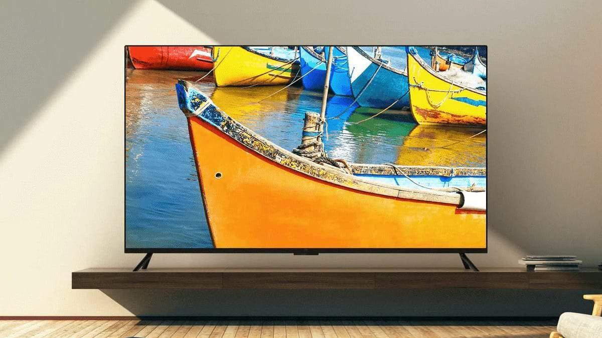 Xiaomi выпустит 82-дюймовый 8K-телевизор с модемом 5G и экраном LG