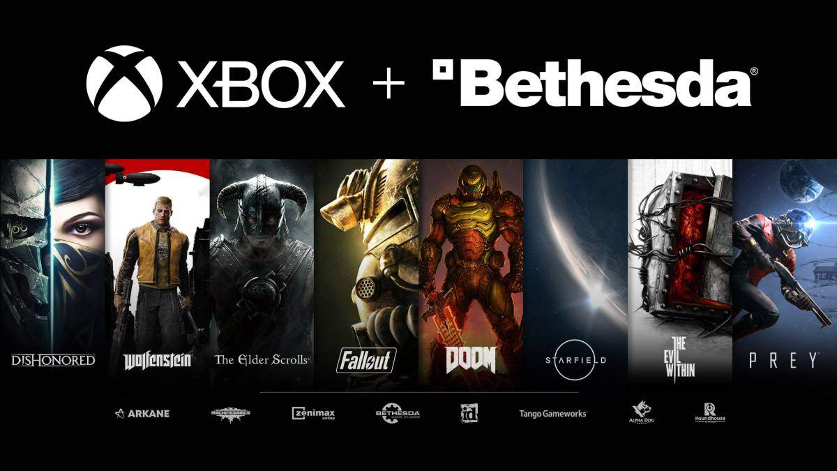 Удар по PlayStation: Microsoft купує розробника ігор Bethesda
