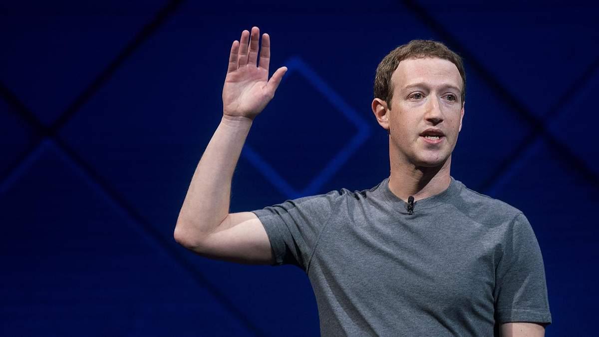 Марк Цукерберг рассказал про любимый бренд смартфонов