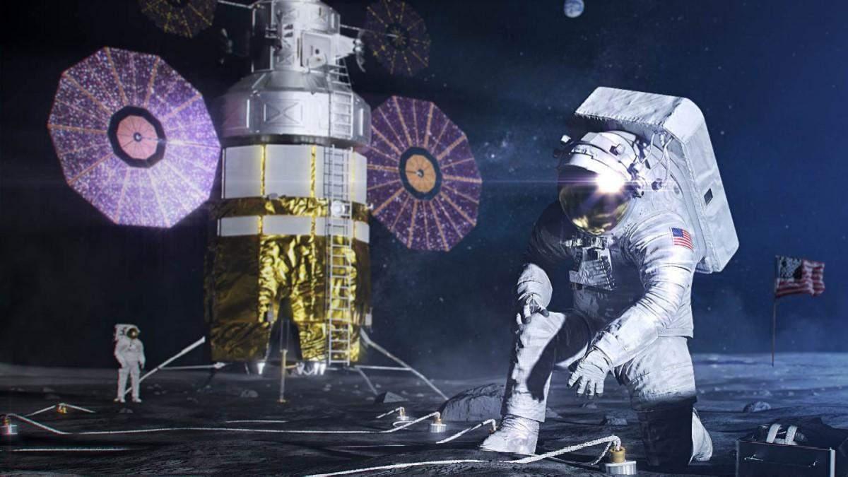 NASA повертає людину на Місяць: деталі місії